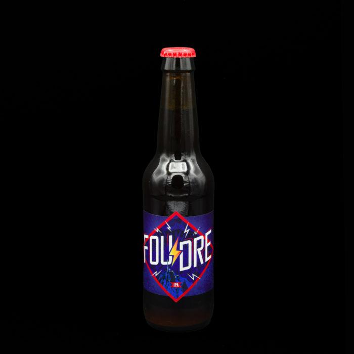 Bière 33cl Foudre - LES BRASSEURS DE L'ADOUR