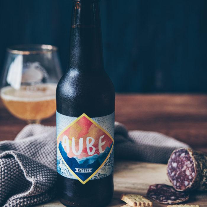 Bière 33cl Aube - LES BRASSEURS DE L'ADOUR