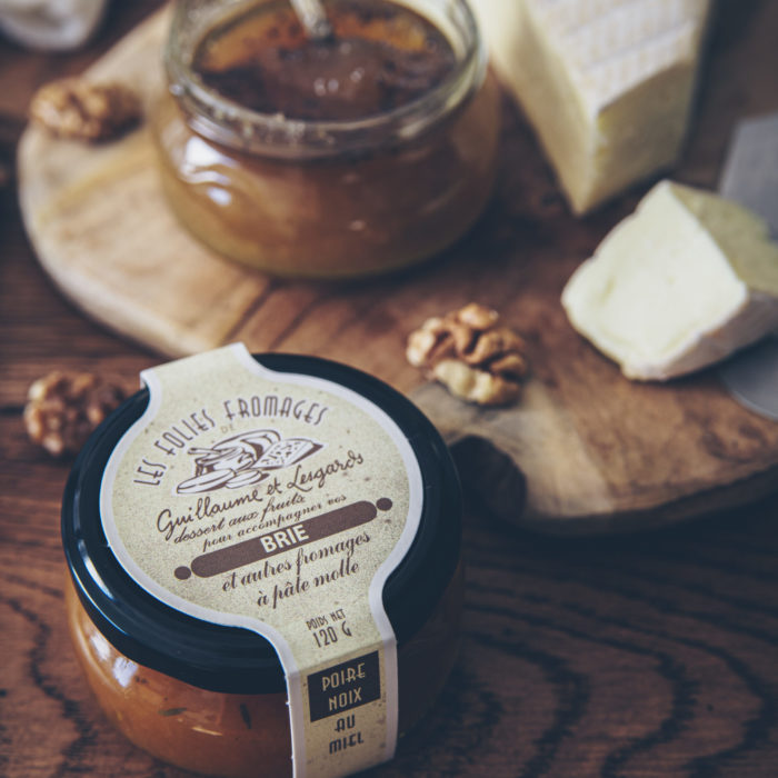 Folie fromage - LES PETITS FRUITS