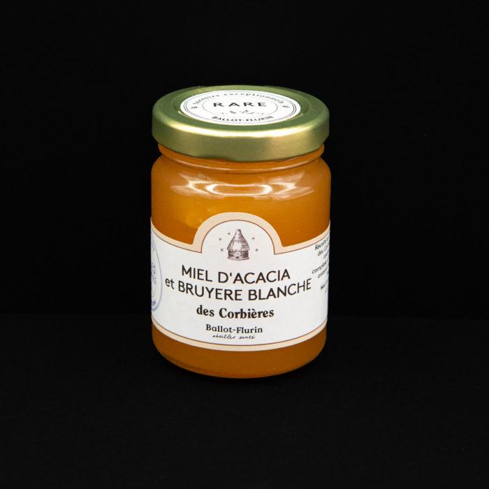 Miel d'acacia Bio 125g - BALLOT-FLURIN